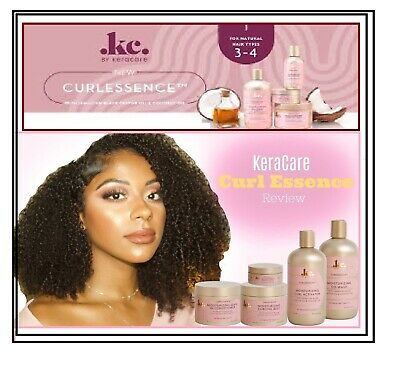 KC By KeraCare Curl Essence