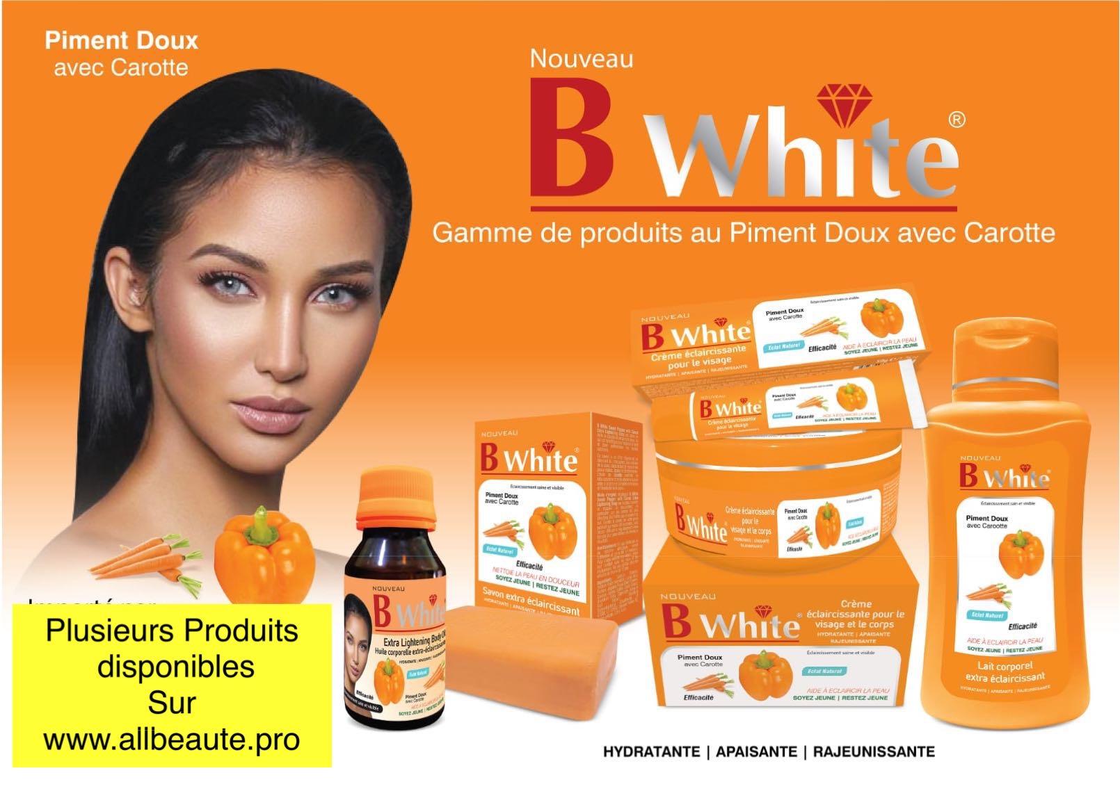 B White Piement Doux