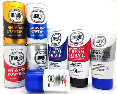 Magic Shaving Rasage