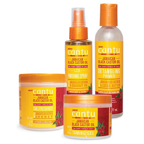 Cantu Jamaican Black Castor Oil