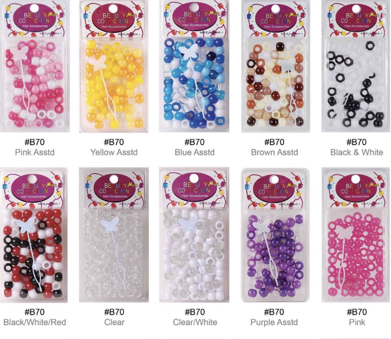 Accessoire Pearl Plastic 70 Pièce