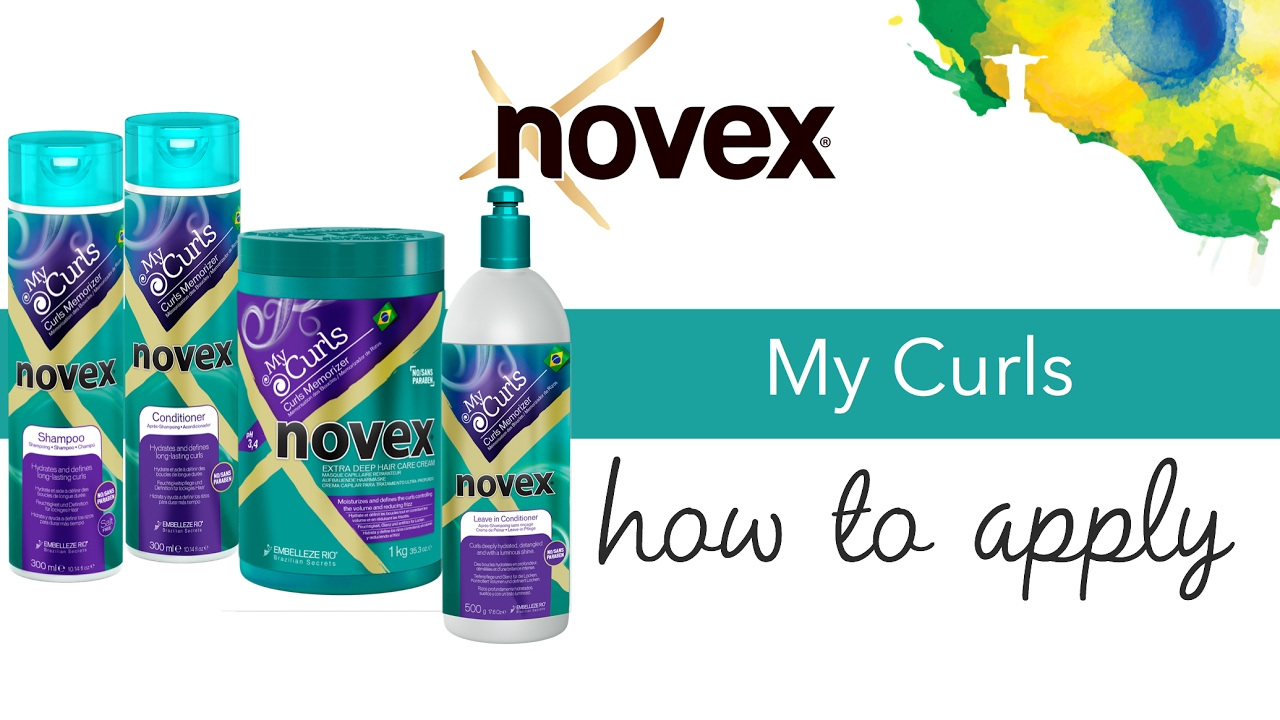 Novex My Curl