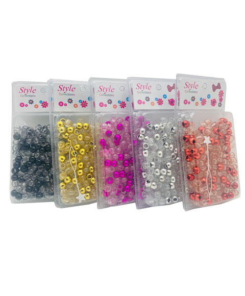 Accessoire Pearl Plastic 200 Pièce
