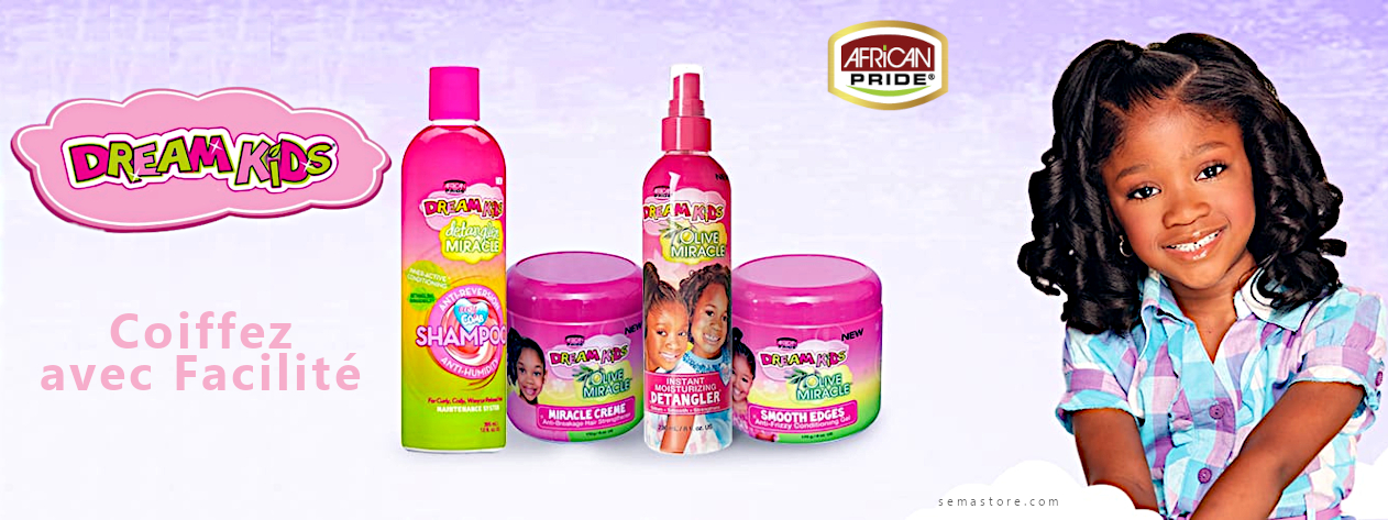 African Pride Dream Kids Olive Miracle