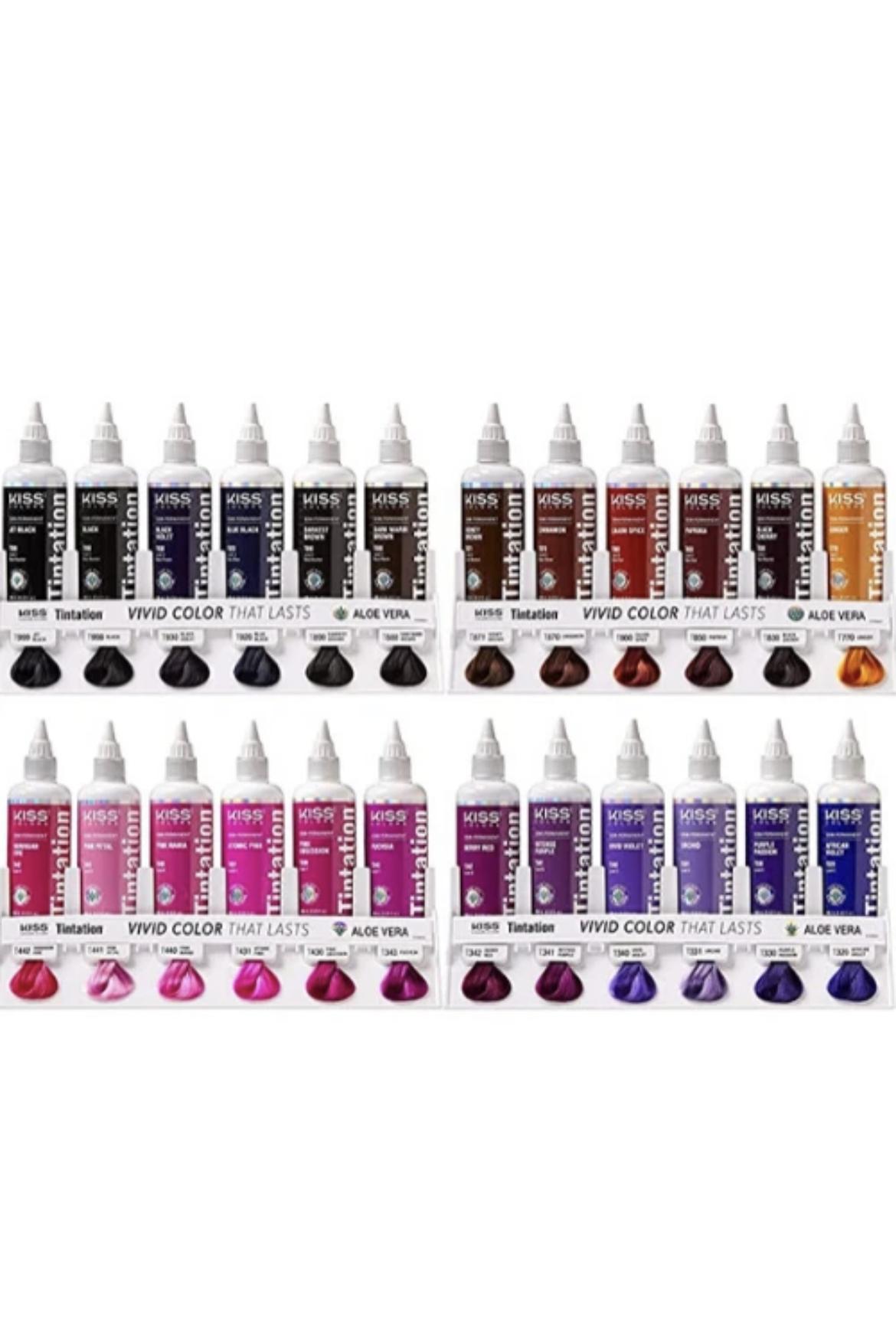 Coloration Kiss Tintation