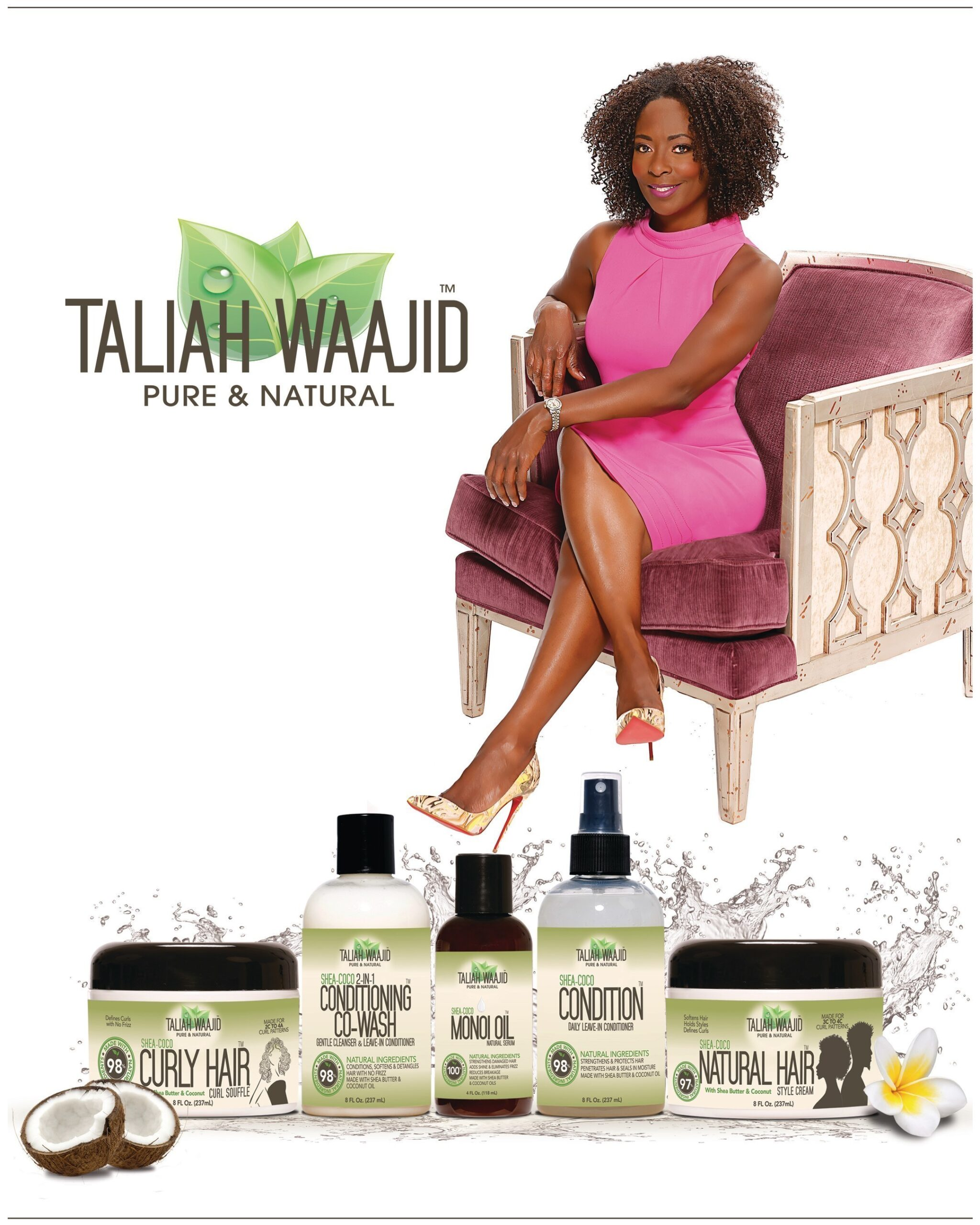 Taliah Waajid Pure Natural
